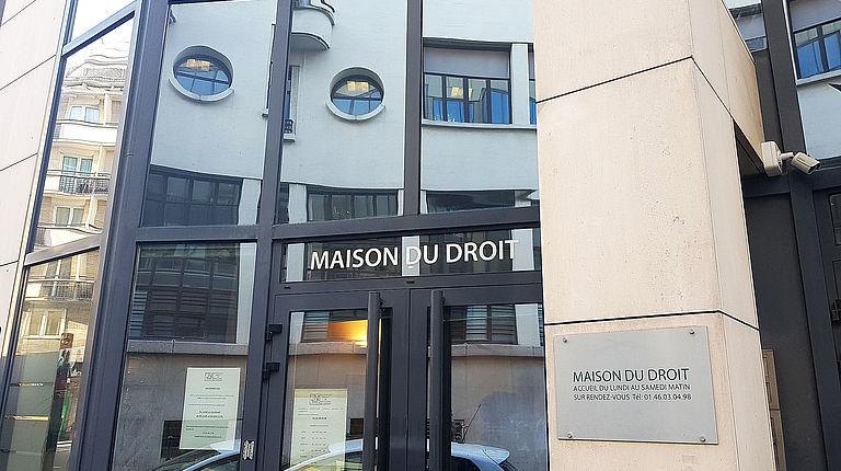 La Maison du Droit - Ville de boulogne-billancourt
